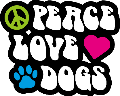Peace, Love, Dogs