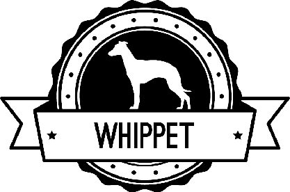 Badge Whippet
